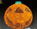 【ハロウィン】LED クリスタル パンプキン【L】【かぼちゃ】【クリスマス】【イルミネーション】【電飾】【装飾】【飾…