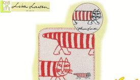 【リサ・ラーソン】ミニタオル【フレームマイキー】【ハンカチ】【タオル】【デザイン】【デザイナー】【スウェーデン】【グッズ】【たおる】【かわいい】