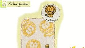 【リサ・ラーソン】ミニタオル【フレームライオン】【ハンカチ】【タオル】【デザイン】【デザイナー】【スウェーデン】【グッズ】【たおる】【かわいい】