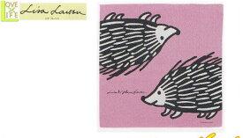 【日本製】【リサ・ラーソン】ハンカチ【ハリエットペア】【ハンカチーフ】【デザイン】【デザイナー】【スウェーデン】【グッズ】【たおる】【かわいい】