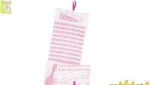 【オリジナル】トラベルポーチ【ピンク】【コットンポケットポーチ】【ポーチ】【小物入れ】【サニタリー】【アウトドア】【グッズ】【レジャー】【タオル】【かわいい】