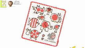 【リサ・ラーソン】ウォッシュタオル【ベイビーマイキー】【タオル】【北欧】【デザイン】【デザイナー】【スウェーデン】【グッズ】【たおる】【かわいい】