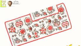 【リサ・ラーソン】フェイスタオル【ベイビーマイキー】【タオル】【北欧】【デザイン】【デザイナー】【スウェーデン】【グッズ】【たおる】【かわいい】