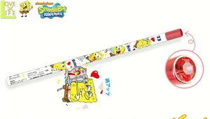 【送料無料】【日本製】【スポンジボブ】ジュエリー鉛筆【ベスバディ】【SpongeBob】【ボブ】 【鉛筆】【えんぴつ】【エンピツ】【学校】【勉強】【文房具】【映画】【かわいい】