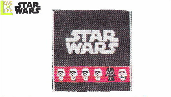 【スターウォーズ】【STAR WARS】ミニタオル【8ビット】【スター・ウォーズ】【SF】【タオル】【アニメ】【グッズ】【映画】【たおる】【かっこいい】【かわいい】