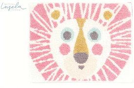 【インゲラ・アリアニウス】バスマット【ライオンマット】【マット】【タオルマット】【北欧】【デザイン】【デザイナー】【インゲラアリアニウス】【スウェーデン】【グッズ】【たおる】【かわいい】