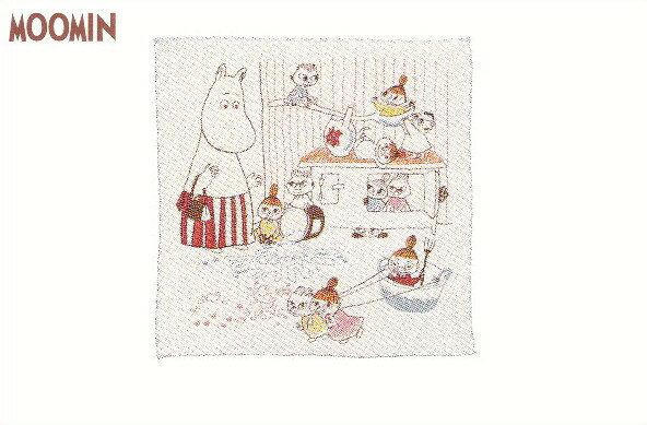【ムーミン】【Moomin】ミニタオル【いたずら大好き】【ミイ】【リトルミイ】【スナフキン】【アニメ】【刺繍】【ハンカチ】【タオル】【たおる】【北欧】【グッズ】【かわいい】