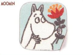 【ムーミン】【moomin】チェアシート【花を持つムーミン】【リトルミイ】【ミイ】【シート】【クッション】【座布団】【インテリア】【アニメ】【グッズ】【かわいい】