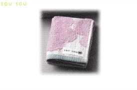 【日本製】【今治】【SOUSOU】ミニタオル【布芝空薔薇】【今治タオル】【タオル】【そうそう】【SOU・SOU】【たおる】【デザイン】【デザイナー】【京都】【グッズ】【かわいい】