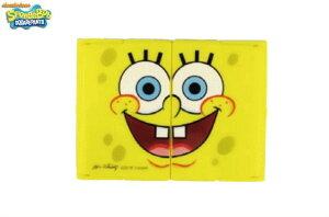 【スポンジボブ】ミニ3面ミラー【フェイス】【SpongeBob】【ボブ】【かがみ】【鏡】【手鏡】【ミラー】【インテリア】【グッズ】【かわいい】