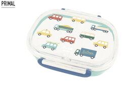 【日本製】【PRIMAL】ランチボックス【CAR】【お弁当箱】【弁当箱】【食器】【男の子】【乗り物】【車】【ビークル】【かわいい】