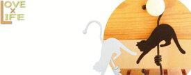 【ロールフック ネコ】フック ネコ【吊るし】【掛ける】【ふっく】【小物】【猫】【黒猫】【キャット】【ねこ】【インテリア雑貨】【グッズ】ロングセラーのかわいいネコ型フックが新登場 ちょっとした所をネコちゃんに改造【かわいい】【大大人気】