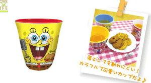 【スポンジボブ】メラミンカップ 【フェイス】【SpongeBob】【コップ】【カップ】【メラミン】【キャラ】100種類以上のカラフルなコップで楽しくハッピー!【大人気】【大大人気】