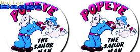 ポパイ【POPEYE】人気の缶バッジを大量投入!服やバック・カバンなどをリメイクしちゃいましょう♪なつかしいキャラクターや海外のメーカー!お気に入りを見つけてください♪【缶】【バッチ】【バッジ】【】