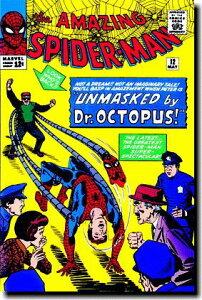 スパイダーマン【Spider-Man】【NO.2】ポスター!アメリカ〜ンなポスターが勢揃い!お部屋をカスタムしちゃいましょう♪【】【新商品】【大人気】