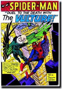 スパイダーマン【Spider-Man】【NO.3】ポスター!アメリカ〜ンなポスターが勢揃い!お部屋をカスタムしちゃいましょう♪【】【新商品】【大人気】