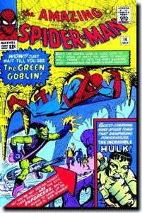 スパイダーマン【Spider-Man】【NO.19】ポスター!アメリカ〜ンなポスターが勢揃い!お部屋をカスタムしちゃいましょう♪【】【新商品】【大人気】