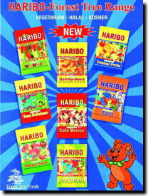 ハリボー【HARIBO】ポスター!アメリカ〜ンなポスターが勢揃い!お部屋をカスタムしちゃいましょう♪【】【新商品】【大人気】