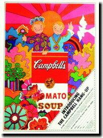 キャンベル【Campbell】【ベトナム】ポスター!アメリカ〜ンなポスターが勢揃い!お部屋をカスタムしちゃいましょう♪【】【新商品】【大人気】