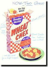 WHEAT CHEX【広告】【Cereal】ポスター!アメリカ〜ンなポスターが勢揃い!お部屋をカスタムしちゃいましょう♪【】【新商品】【 】