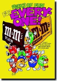 エムアンドエム【M&M】ポスター!アメリカ〜ンなポスターが勢揃い!お部屋をカスタムしちゃいましょう♪【】【新商品】【大人気】
