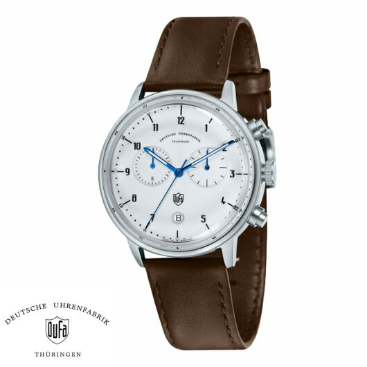 【送料無料】国内正規品 DUFA デュッファ 9003-02 腕時計 メンズ 男性用腕時計 ドイツ時計 オートマチック ステンレススチール ギフト 贈り物 プレゼント シンプル おしゃれ WATCH watch