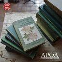 古書 古い本 洋書 2冊セット Sサイズ オールドブック イギリス 英国製 アンティーク 紙物 文具