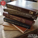 古書 古い本 洋書 1冊 Lサイズ 黒 茶 オールドブック イギリス 英国製 アンティーク 紙物 文具