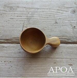 木製 コーヒーメジャースプーン (ショート)天然木の手作りウッド ギフト おしゃれ キッチン雑貨 インテリアプチギフト おうちカフェ