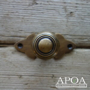 取っ手 つまみ 真鍮 O.003 DIY 金物 引き出し