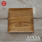 木製スクエアプレート正方形四角天然木の手作りウッドギフトおしゃれキッチン雑貨インテリアプチギフトおうちカフェ