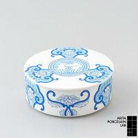 一段重ホワイトデー限定古伊万里草花紋ブルーJAPANBLUE有田焼