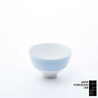 The Japanese dishes brand which the Arita porcelain laboratory of the rice bowl / pearl blue Arita ware making kiln Motoya left エ gate kiln belonging to step founded in 1804 is simple, and is modern.