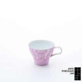 有田焼 和食器 コーヒーカップ JAPAN CHERRY ティーカップ 古伊万里草花紋 食器 ブランド ギフト 有田焼 アリタポーセリンラボ