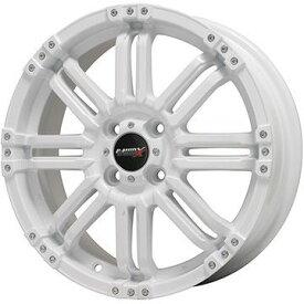 【取付対象】 【送料無料】 165/45R16 16インチ BIGWAY ビッグウエイ B-MUD X(ホワイト) 5.5J 5.50-16 DUNLOP ダンロップ ルマン V(ファイブ) サマータイヤ ホイール4本セット