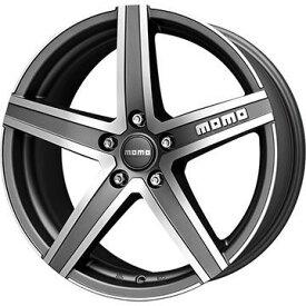 【取付対象】【送料無料 ボルボ(V60クロスカントリー)】 235/50R18 18インチ MOMO モモ ハイパースターEVO 8J 8.00-18 SAFFIRO サフィーロ SF5000(限定) サマータイヤ ホイール4本セット 輸入車