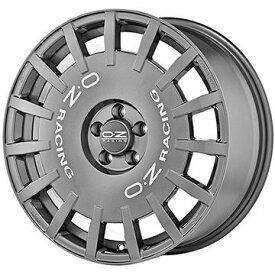 【取付対象】 【送料無料 ボルボ(V40クロスカントリー)】 225/45R18 18インチ OZ ラリーレーシング 8J 8.00-18 DUNLOP ルマン V(ファイブ) サマータイヤ ホイール4本セット 輸入車