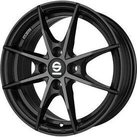 【取付対象】【送料無料】 195/55R16 16インチ OZ SPARCO トロフェオ 6.5J 6.50-16 NEOLIN ネオリン ネオグリーン プラス(限定) サマータイヤ ホイール4本セット