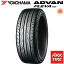 4本セット YOKOHAMA ヨコハマ アドバン フレバV701 195/45R17 85W XL 送料無料 タイヤ単品4本価格