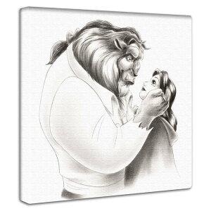 【アートデリ】ベルのアートボード 美女と野獣 ウォール...