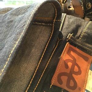 チェーンステッチ裾上げミシンユニオンスペシャル43200G綿糸を使用したアタリの出やすいヴィンテージ仕上げ(3.5cm以上カット)