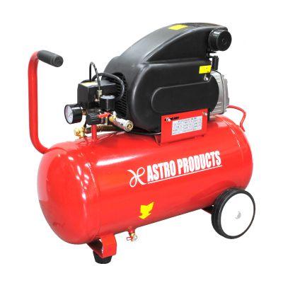 AP エアコンプレッサー 39L RED【エアーコンプレッサー 空気タンク エアタンク】【圧縮空気 エアーツール エア工具】【アストロプロダクツ】
