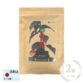 【リニューアル】因島杜仲茶90g(3g×30)2袋セット【農薬不使用】