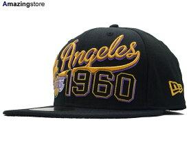 NEW ERA ニューエラ LOS ANGELS LAKERS ロサンゼルス レイカーズ THE BEGINNING BLK-GOLD    帽子  ヘッドギア new era cap ニューエラキャップ new eraキャップ ... ea258fd78546