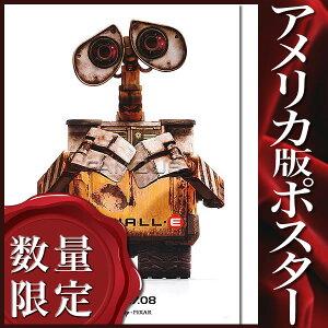 【映画ポスター】 WALLE ウォーリー ディズニー グッズ /インテリア アニメ おしゃれ フレームなし /ADV-B 両面
