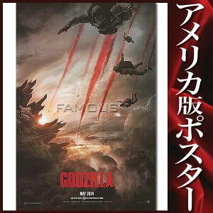 【映画ポスター】GODZILLA ゴジラ 2014 (アーロンテイラー=ジョンソン) /ADV-DS