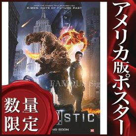 【映画ポスター】 ファンタスティックフォー グッズ (マイルズテラー) /INT-3rd ADV-DS