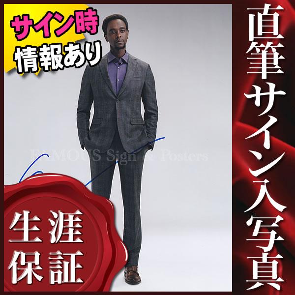 【直筆サイン入り写真】 ブラックリスト THE BLACKLIST エディガテギ /ドラマ ブロマイド オートグラフ