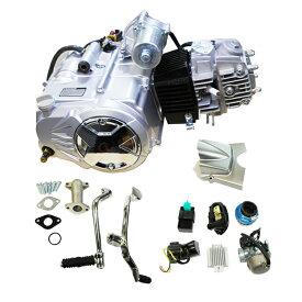 バギー ZONGSHEN 110cc エンジン バック付 ノークラッチ