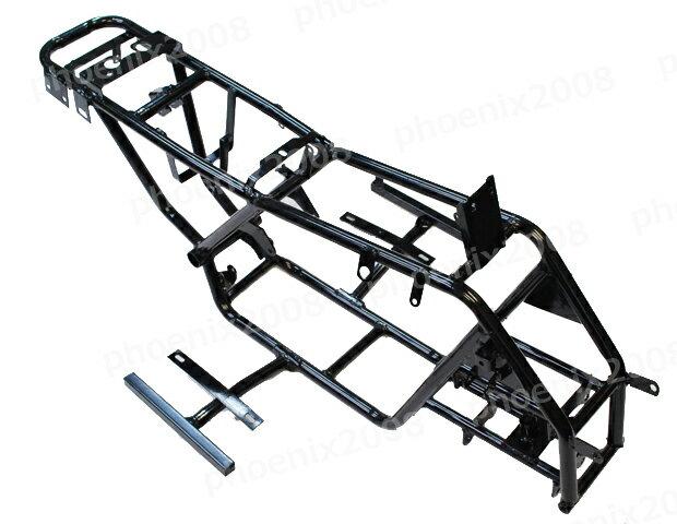 S 818 ATV バギー メインフレーム ミドルサイズ 黒 TypeC